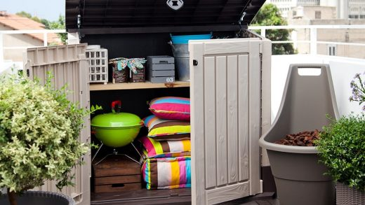 9 Smart Ideas To Store Your Garden And Gardening Tools